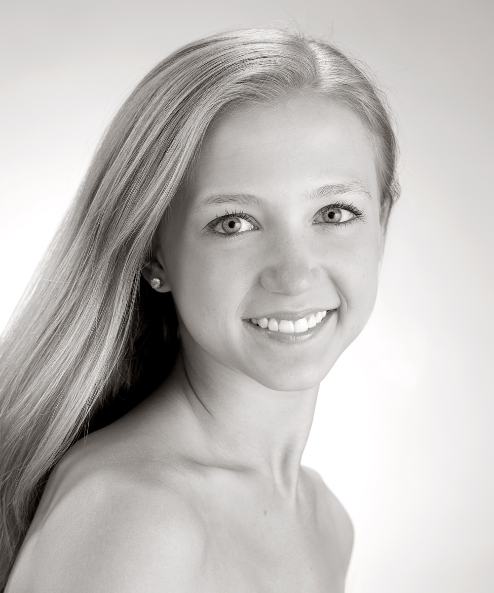 Dancer Headshot Columbia MD